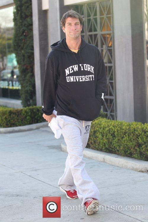 Is seen out shopping in West Hollywood