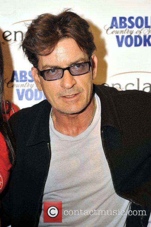 Charlie Sheen's Violent Torpedo Of Truth tour after...