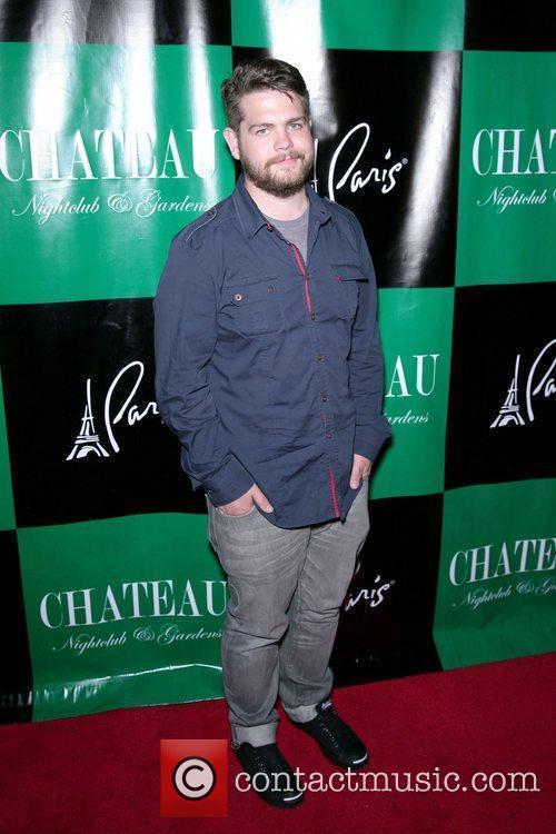 Jack Osbourne Charlie Sheen hosts at Chateau Nightclub...