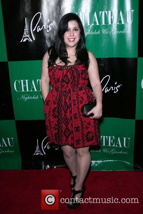 Kara Taitz Charlie Sheen hosts at Chateau Nightclub...