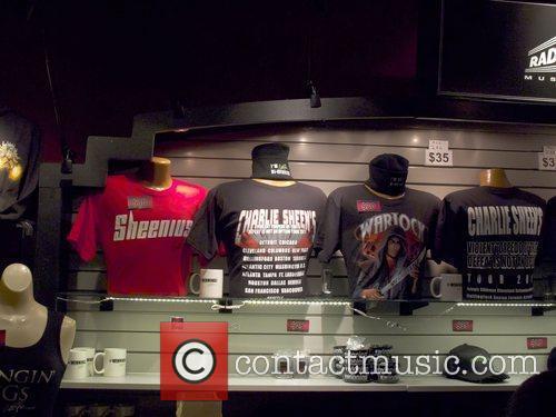 Merchandise Stall 3