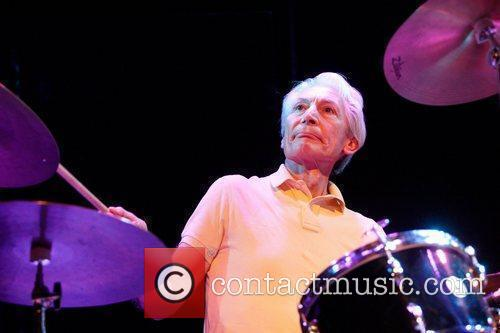 Rolling Stones and Charlie Watts 12
