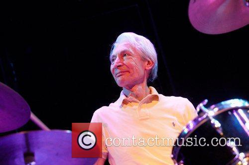 Rolling Stones and Charlie Watts 15