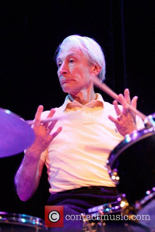 Rolling Stones and Charlie Watts 4