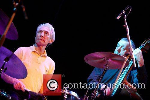 Rolling Stones and Charlie Watts 14