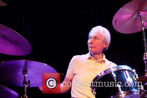 Rolling Stones and Charlie Watts 5