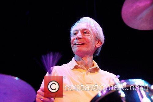 Rolling Stones and Charlie Watts 13