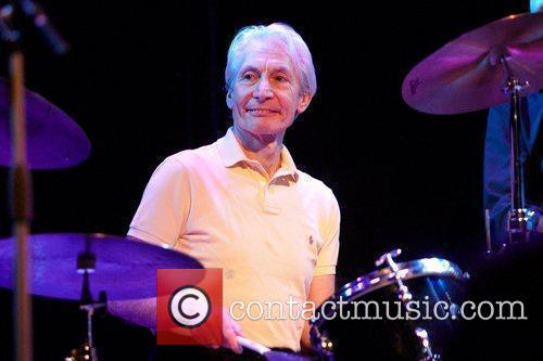 Rolling Stones and Charlie Watts 11
