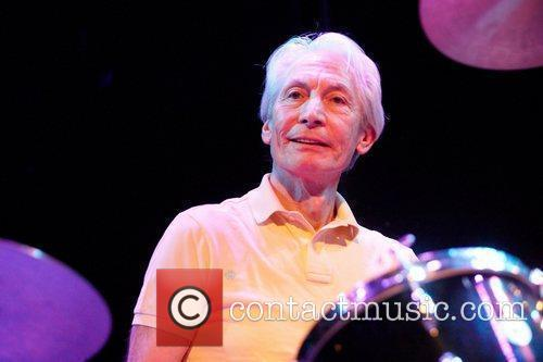 Rolling Stones and Charlie Watts 2