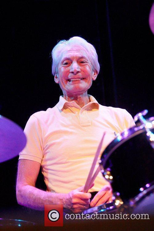 Rolling Stones and Charlie Watts 3