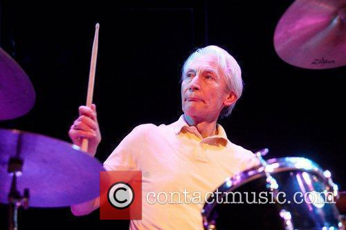 Rolling Stones and Charlie Watts 10