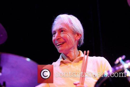 Rolling Stones and Charlie Watts 8