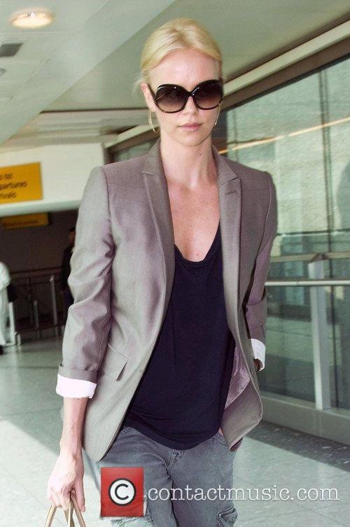 Arriving in Heathrow Airport