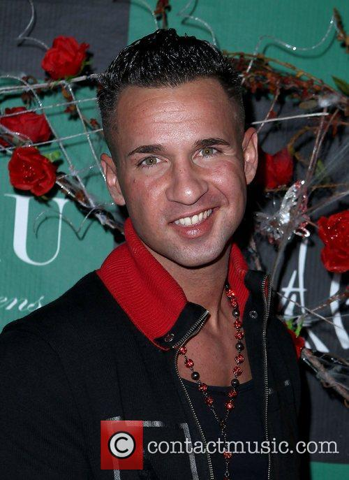 Mike 'The Situation' Sorrentino Chateau Gardens Grand Opening...