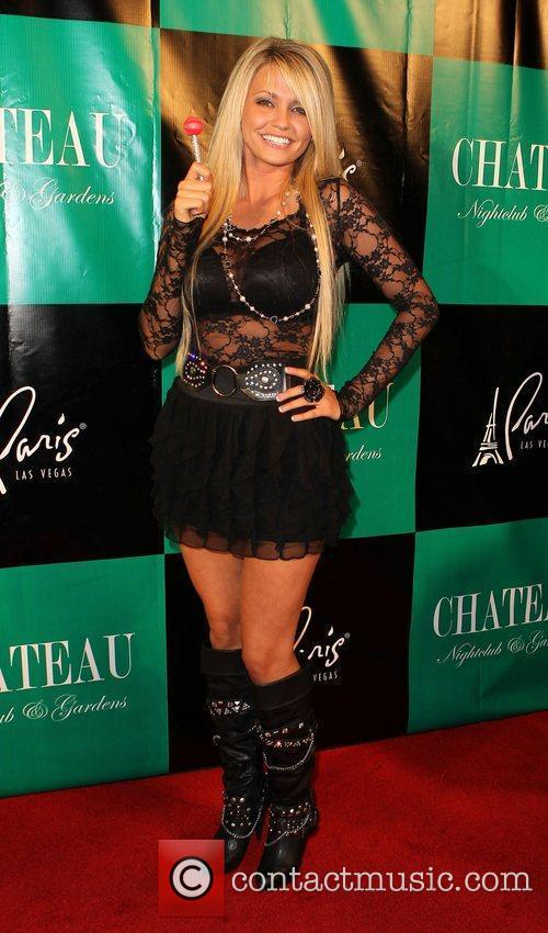 Grand Opening of Chateau Nightclub at Paris Hotel...