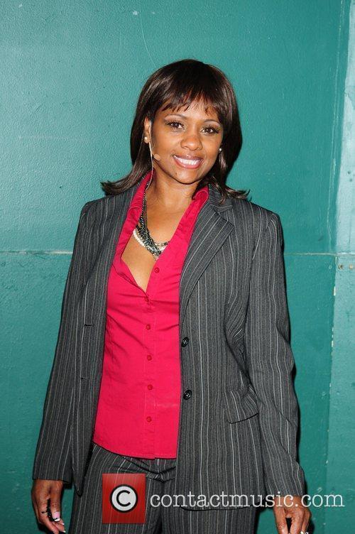 Karen Malina White  The Je'Caryous Johnson stage...