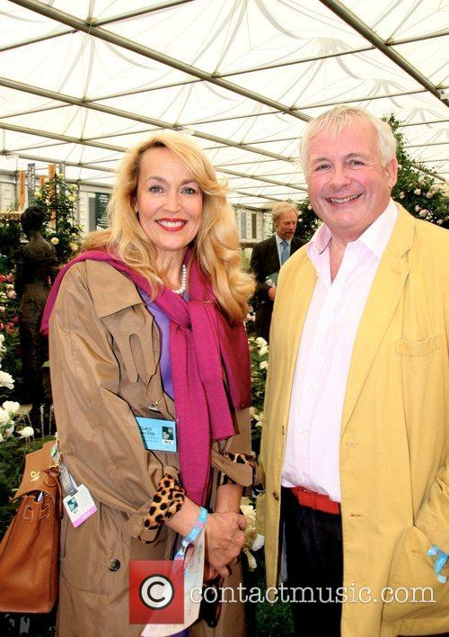 Christopher Biggins and Jerry Hall 4
