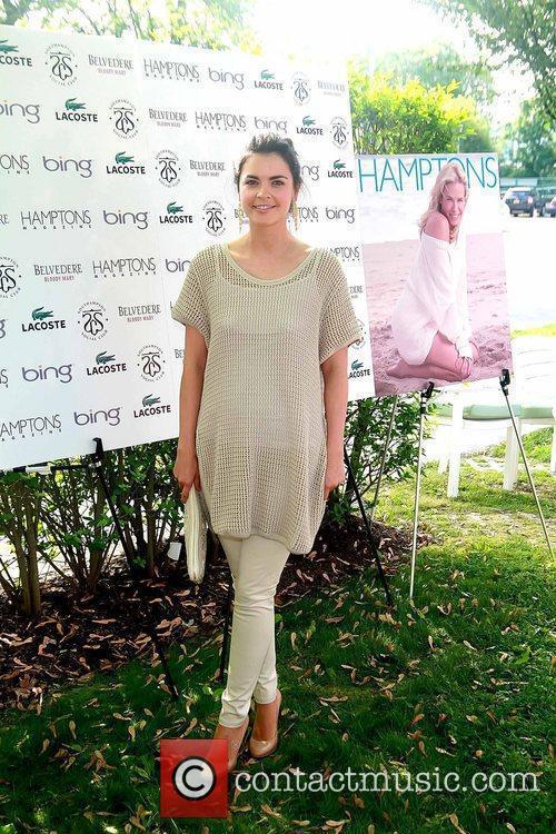 Attends Hamptons Magazine Celebrates Chelsea Handler at Annual...