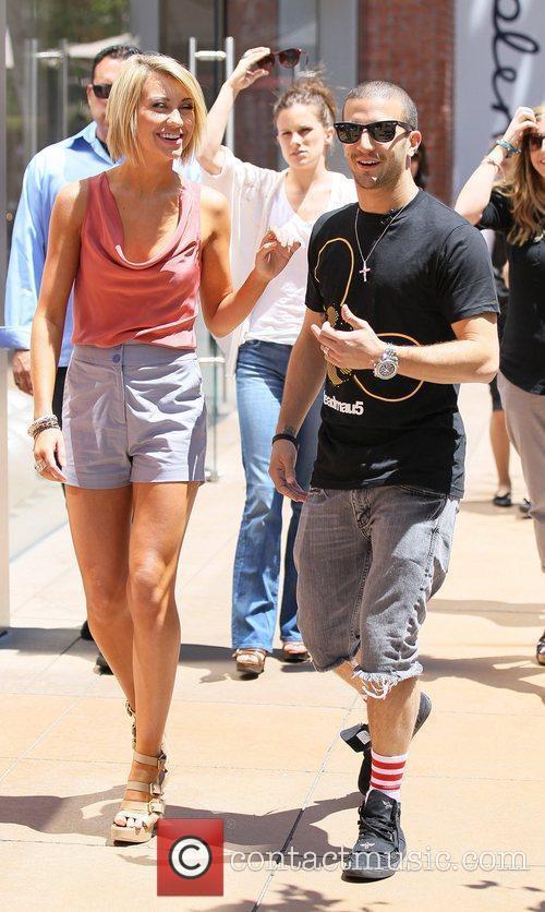 Chelsea Kane and Mark Ballas 7