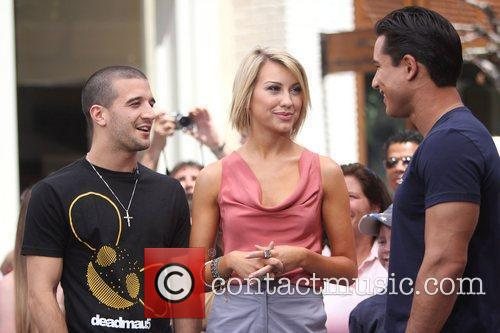 Chelsea Kane, Dancing With The Stars, Mario Lopez and Mark Ballas 11
