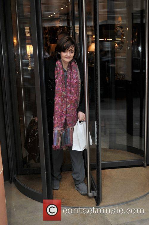 Leaving C London restaurant