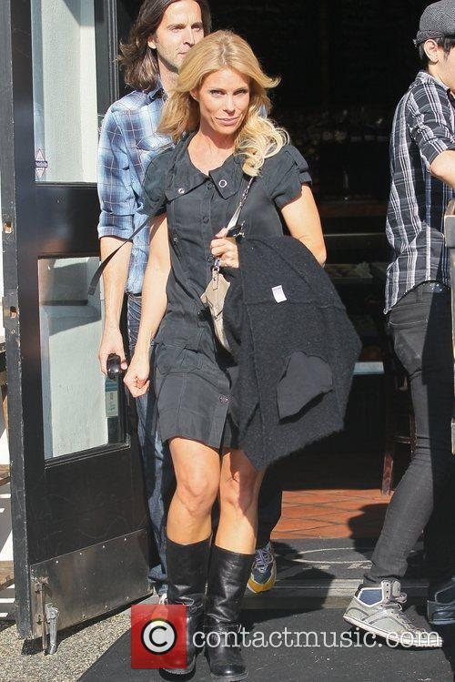 cheryl hines at toast restaurant for lunch 5755868