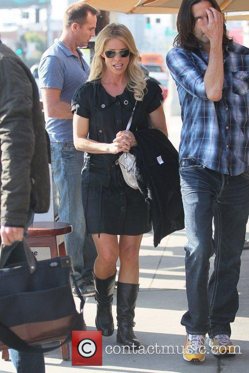 cheryl hines at toast restaurant for lunch 5755874