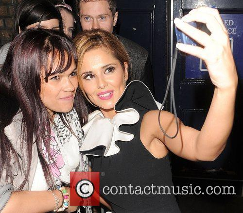 Cheryl Cole, Kimberley Walsh and Shrek 11