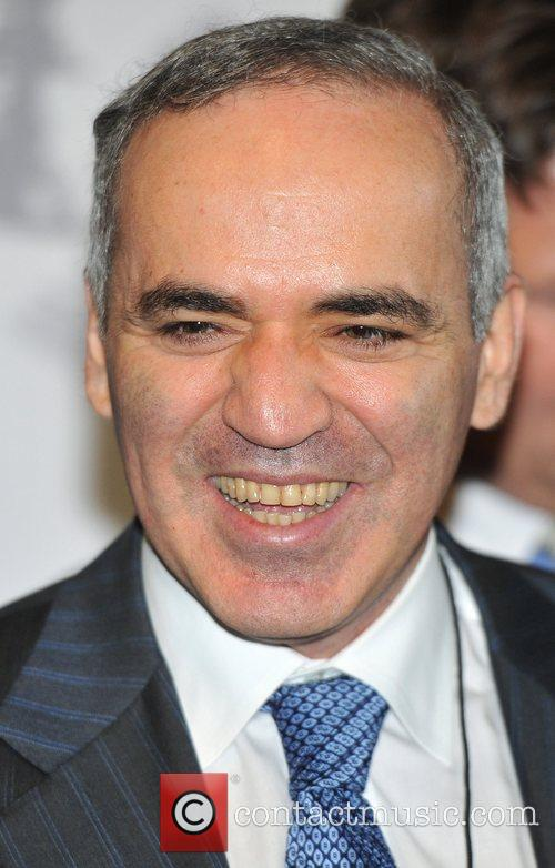 Garry Kasparov Celebration of the first birthday of...