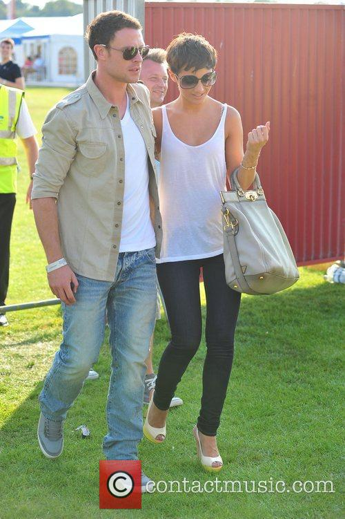 Frankie Sandford, Wayne Bridge
