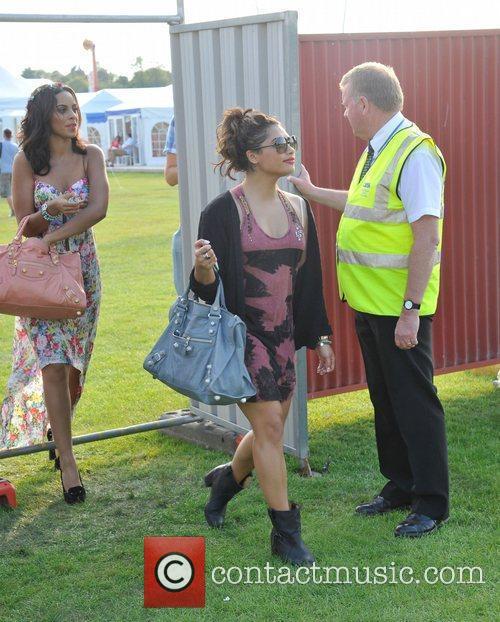Rochelle Wiseman and Vanessa White Chester Rocks 2011...