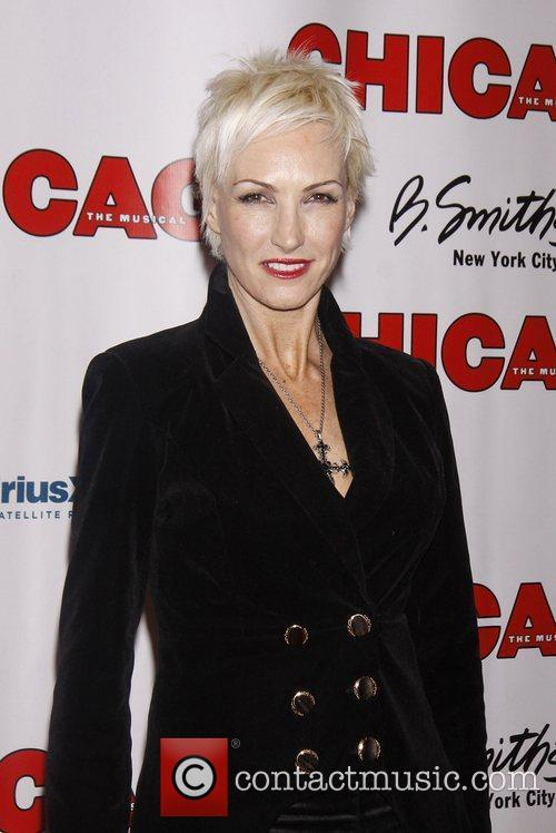Amra-Faye Wright 'Chicago The Musical' Fan Day held...