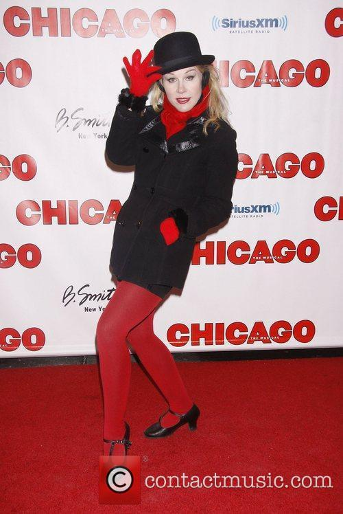 'Chicago The Musical' Fan Day held at the...