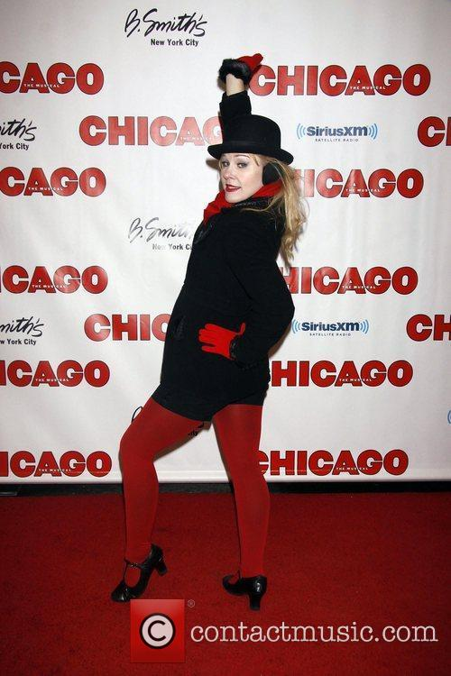 Laura Lee Summerhill 'Chicago The Musical' Fan Day...