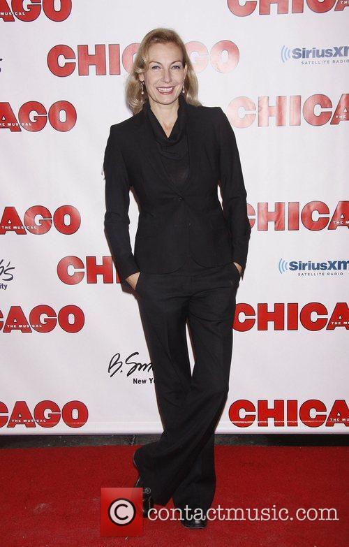 Ute Lemper 'Chicago The Musical' Fan Day held...