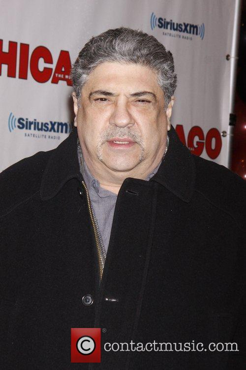 Vincent Pastore 'Chicago The Musical' Fan Day held...