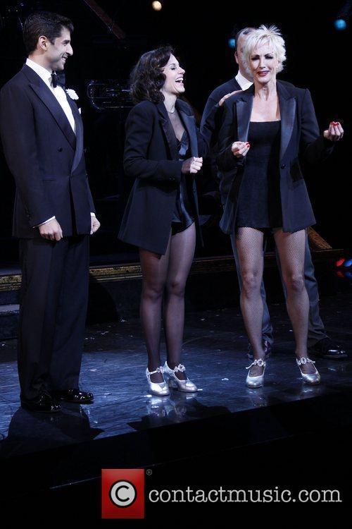 Tony Yazbeck, Kara DioGuardi and Amra-Faye Wright...
