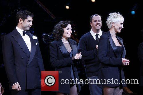 Tony Yazbeck, Kara DioGuardi, Amra-Faye Wright and Chris...
