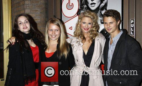 Alexa Ray Joel and Christie Brinkley 6