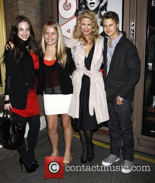 Alexa Ray Joel and Christie Brinkley 1