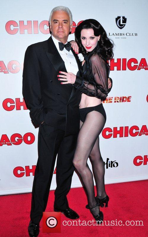 Chicago's 15th Broadway Anniversary, held at the Ambassador...