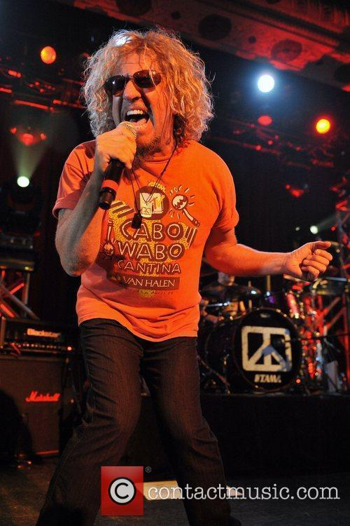 chickenfoot performs live in concert at the 5750626
