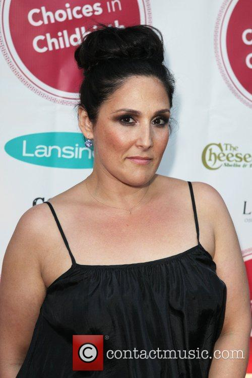 Ricki Lake  2011 Concert For A Healthy...