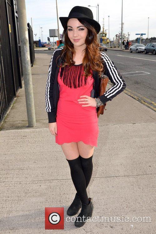 Katie Van Buren Childline 2011 Acts and Guest...