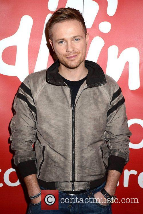 Nicky Byrne Childline 2011 Acts and Guest at...