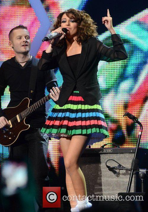 Cher Lloyd Childline 2011 Live Acts at The...