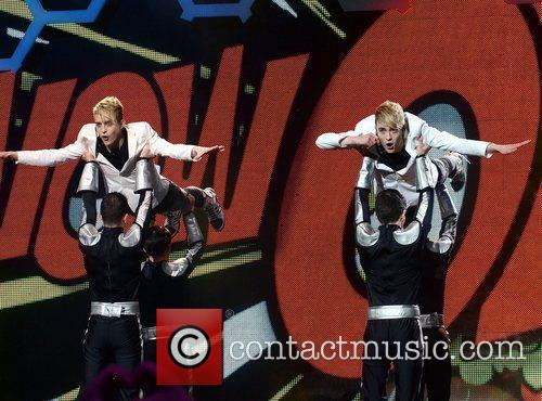 Jedward Childline 2011 Live Acts at The O2...