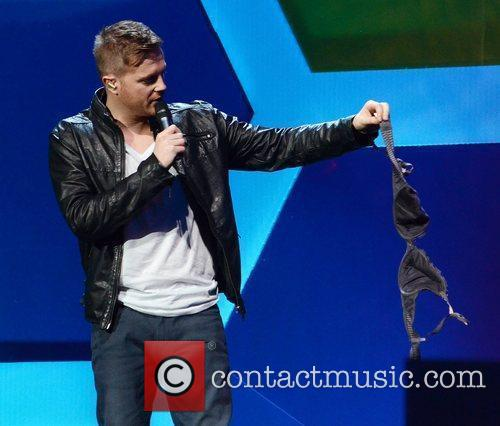 Nicky Byrne Childline 2011 Live Acts at The...