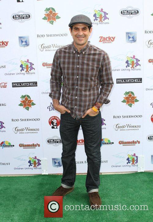 Ty Burrell World Peace hosts the 13th Annual...