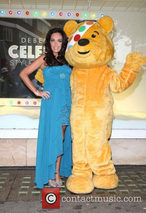 Tamara Ecclestone, Chipmunk and Kevin Pietersen 2